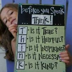 """""""If you can't control your mouth, there's no way you can hope to control your mind.' This is why right speech is so important in day-to-day practice. In positive terms, right speech means speaking in ways that are trustworthy, harmonious, comforting, and worth taking to heart. When you make a practice of these positive forms of right speech, your words become a gift to others."""" --Thanissaro Bhikkhu"""