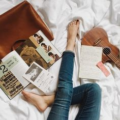 """Spending the morning with Mr. Dylan. 