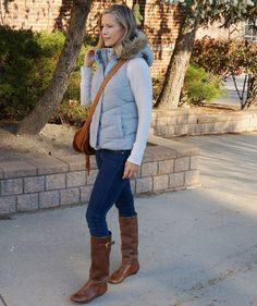 my kind of sweet // Close To The Vest // mom style // style idea // chloe