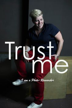 The Trust Me series grows fantastically! Very happy to share another image showing another ambitious and determined person!  © Gibson Kochanek Studio