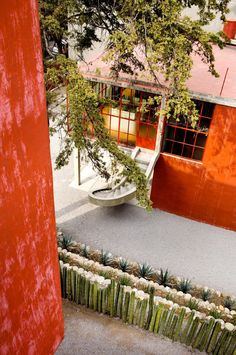 Diego Rivera's House, Photo by Kenny Viese.