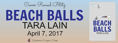 Bayou Book Junkie: Cover Reveal: Beach Balls by Tara Lain