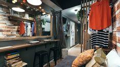 Interior designer Kristine Neri-Magturo chose light shades and small space solutions for this second home Condo Interior Design, Small Apartment Interior, Condo Design, Small Apartments, Small Spaces, Tokyo Apartment, Studio Living, Living Room, Small Condo