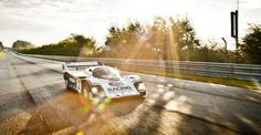 Porsche at Nurburgring