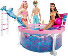 Discover the best selection of Barbie items at the official Barbie website. Shop for the latest Barbie toys, dolls, playsets, accessories and more today! Barbie Doll Set, Barbie Toys, Barbie And Ken, Barbie Dress, Barbie Clothes, Barbie Playsets, Barbie Sisters, Barbie Doll Accessories, Barbie Movies