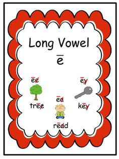Teach long e using an anchor chart with spellings, practice with words in isolation and in context, then provide plenty of practice with a game!Common Core Aligned:CCSS.ELA-LITERACY.RF.1.3.CKnow final -e and common vowel team conventions for representing long vowel sounds.This 17 page packet is made up of review activities for the long e spellings:  ee, ea, and ey.