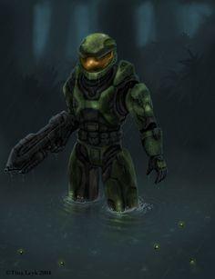 Halo 3 Odst, Halo 5, Halo Drawings, John 117, Halo Armor, Halo Spartan, Halo Series, Halo Reach, Rwby