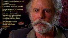 Bob Weir Describes the Grateful Dead's Surreal Performance in Egypt - Jam Buzz