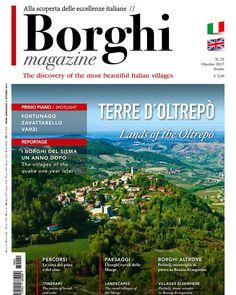 Borghi Magazine dedica la copertina e lampio servizio dapertura allOltrepò Pavese. Si parla anche del Consorzio e delle nostre denominazioni.  Vino storia natura sapori e turismo. What else?  ____________________________________________ #weloveoltrepo#DOC#DOCG#winelover #picoftheday#instawine#Italia#love #lombardia#winelovers#winetasting #tourism#tourist #igerslombardia#igersitalia #igers#wine #oltrepo #oltrepopavese #pavia #ig_pavia #milano #borghimagazine