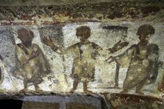 Catacombs of Priscilla reopen in Rome Early Christian, Christian Art, Orthodox Catholic, Black Hebrew Israelites, Greek Gods And Goddesses, 1st Century, African History, Local News, Rome Italy