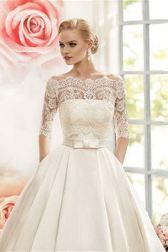 Naviblue Bridal Dia 13480-1 ▶ Свадебные платья А-силуэта ▶ Свадебный Торговый Центр Вега