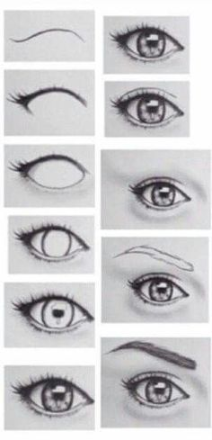 Practically Explained Different Eye Drawing Techniques 1 - Art Drawings Realistic Eye Drawing, Drawing Eyes, Painting & Drawing, Pencil Painting, Drawing Of An Eye, Human Eye Drawing, Human Anatomy Drawing, Figure Drawing, Cool Drawings