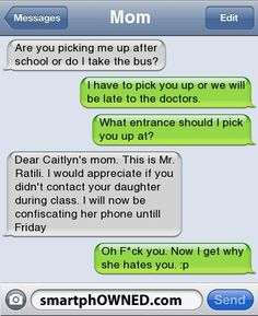 I feel like Caitlyn's mom  my mom would be the same person...