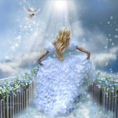 Dancing in Heaven by AprilLight.deviantart.com on @deviantART