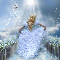 Dancing in Heaven by AprilLight.deviantart.com on @deviantART
