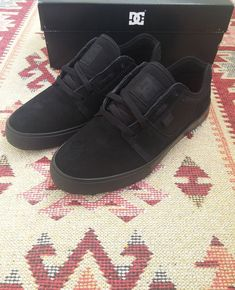 DC Shoes, DC Tonik Black/Black