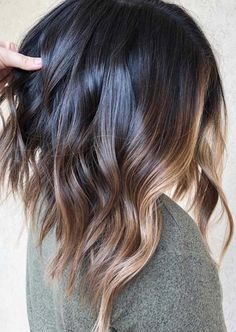 Looking for best styles of hair colors to sport in 2018? There are alot of ideas of various hair colors and highlights with different shades to use in 2018. From those styles, see here one of the top balayage and ombre hair colors for ladies to sport in 2018. These are awesome styles of hair colors for stylish women.