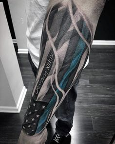50 Unique Forearm Tattoos For Men - Cool Ink Design Ideas - 2020 Tattoo Ideas Awesome Tattoo Ideas Hand Tattoos, Patriotische Tattoos, Unique Forearm Tattoos, Outer Forearm Tattoo, Army Tattoos, Forearm Tattoo Design, Military Tattoos, Body Art Tattoos, Warrior Tattoos