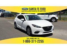 2016 White Mazda Mazda3 i Sport 37095P Chevrolet Cruze, Mazda Mazda3, Mazda 3, Nissan Altima, Chevy, Ford, Santa Fe, Gallery