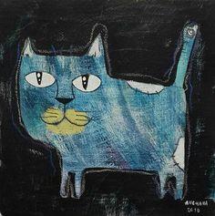 Ja – Blue short cat