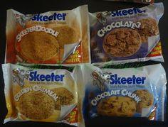 Enter to #win a Sampler of @Skeeter Snacks (ARV $16)! US 3/27