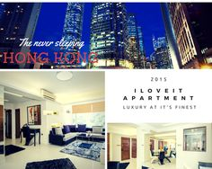 The iLoveIt Apartment where luxury, elegance, sophistication, and comfort are highly attainable. Book now! And experience such a magical, memorable and fun time in Hong Kong.   For booking,questions and inquires please follow this link:  http://www.flipkey.com/hong-kong-condo-rentals/p587771/