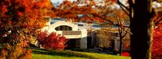 Tisch Library on Tufts campus