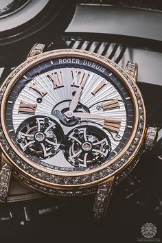 Roger Dubuis #dubuis #menswatches