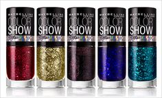 Maybelline Color Show for Holiday 2012 Has anyone found these yet?  Where are they?