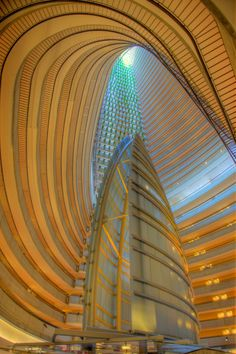 Marriott Marquis / Atlanta Designed by Atlanta architect John C. Portman, Jr