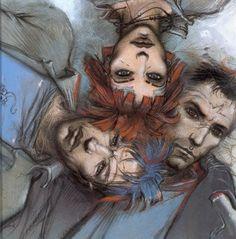 Enki Bilal - Le sommeil du monstre