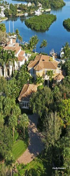 Million Dollar Mansions- | LadyLuxuryDesigns