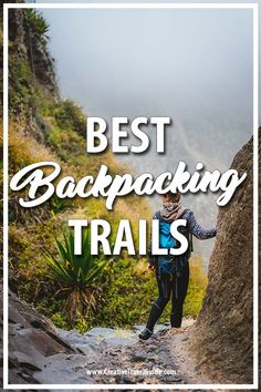 If you're a serious backpacker, you may want to go off the beaten track. These are some of the best backpacking trails that are often overlooked. Source by frugalfrolicker Backpacking Trails, Backpacking Europe, Backpacking Backpacks, Solo Travel Tips, Hiking Photography, Hiking Tips, Tent Camping, Diy Camping, Camping Gear