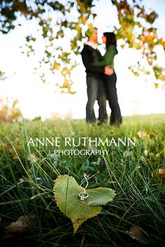 engagement photography - anne ruthmann photography - engagement session - kristin & tyson - engagement ring