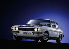 Ford Capri RS 2600 by Auto Clasico
