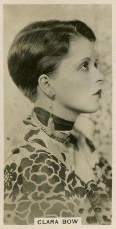The Original It-Girl, Clara Bow