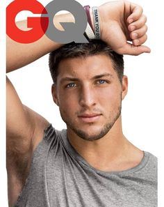 Tim Tebow! I love that he still thinks God is more important than his career. And no matter what happens he still praises God. He is a great role model for all athletes out there!