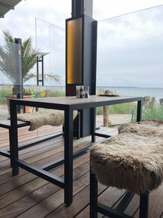 Outdoor Tables, Outdoor Decor, Outdoor Furniture, Home Decor, Fine Dining, Terrace, Chair Pads, Home, Decoration Home
