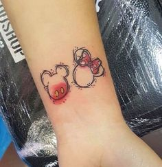 100+ Magical Disney Tattoo Ideas \u0026 Inspiration