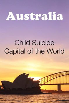 Australia is home to the highest rates of Child suicide in the world. Please don't be confused, this is not the national rate. I am talking about rates inside Aboriginal communities. 20 years ago, suicide in Aboriginal communities was unheard of, but with increased government pressure on remote communities it became more prevalent since the year 2000 and the numbers went off the charts after the governments military backed intervention (that breached human rights) started in 2007. It was…
