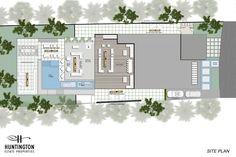 1475 Bel Air Road – Huntington Estate Properties Dream Home Design, House Design, Bel Air Road, Island With Seating, Rooftop Deck, Modern Houses, Luxury Villa, Modern Luxury, Dream Homes