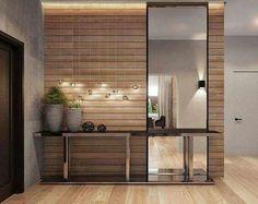 7 Fabulous Cool Tips: Contemporary House Kitchen boho contemporary decor. Foyer Design, Entry Way Design, Hall Design, Design Bedroom, Contemporary Interior Design, Contemporary Bedroom, Contemporary Cottage, Modern Wall, Contemporary Building