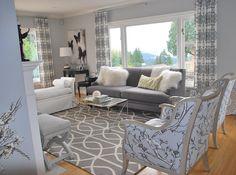 Enviable Designs Inc. - traditional - living room - vancouver - Enviable Designs Inc.