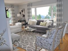 Enviable Designs Inc. - traditional - living room - vancouver - Enviable Designs Inc.