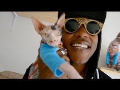 This Rapper Can't Stop Writing Songs About His Cats | Mental Floss
