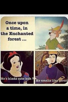 OUAT. Smells like forest