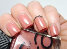 Catrice ICONails 09 Vintagged Pink