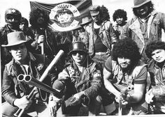 New Zealand gang 'Head Hunters' back in the early Biker Clubs, Motorcycle Clubs, Nz History, Head Hunter, Mongrel, Teddy Boys, Hells Angels, Club Kids, Back In The Day