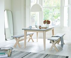 Conker kitchen table