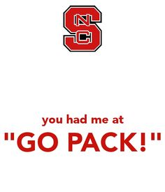 Way to go Wolfpack!!